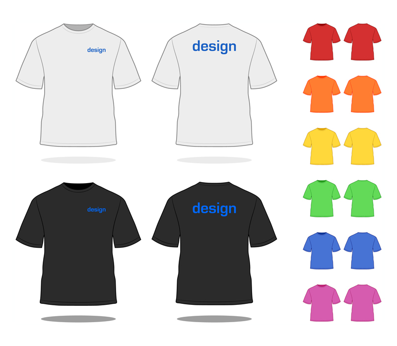 Promote Your Small Business With A Company T Shirt