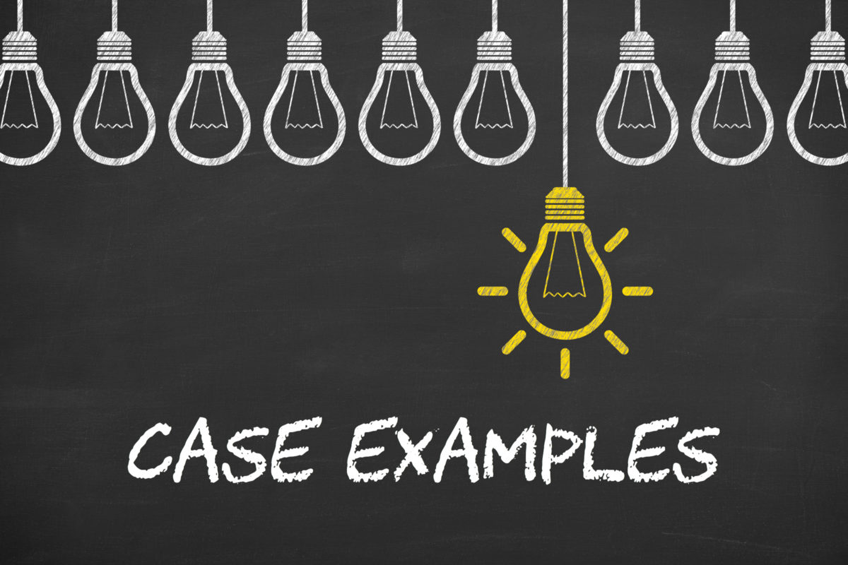 Use Case Examples