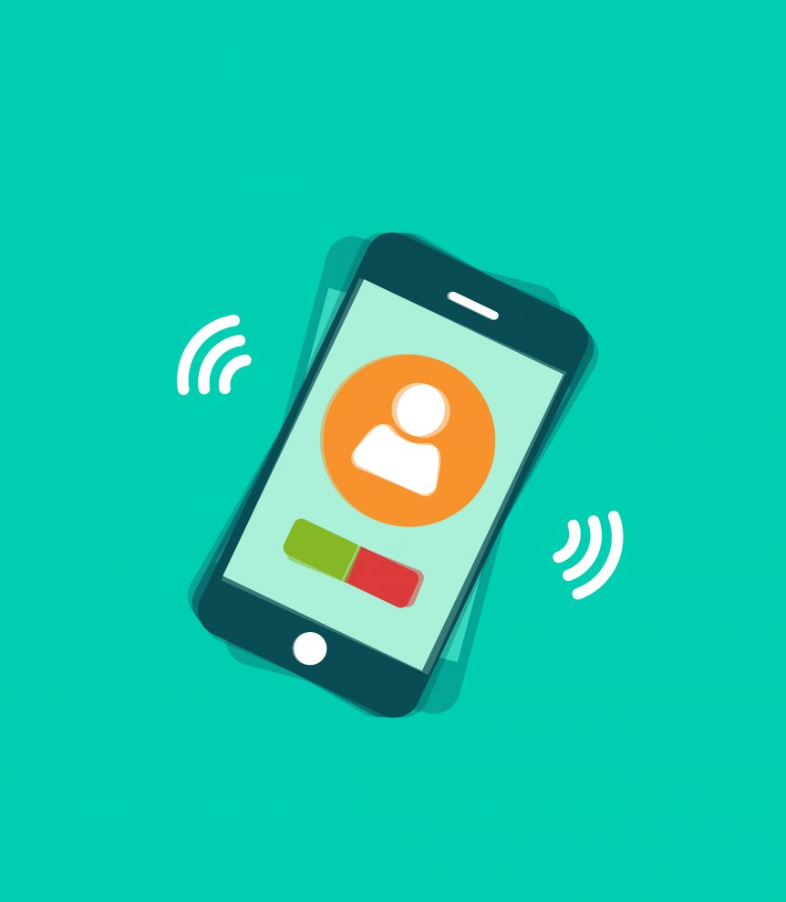 Using a Call Menu Even with a Single Phone