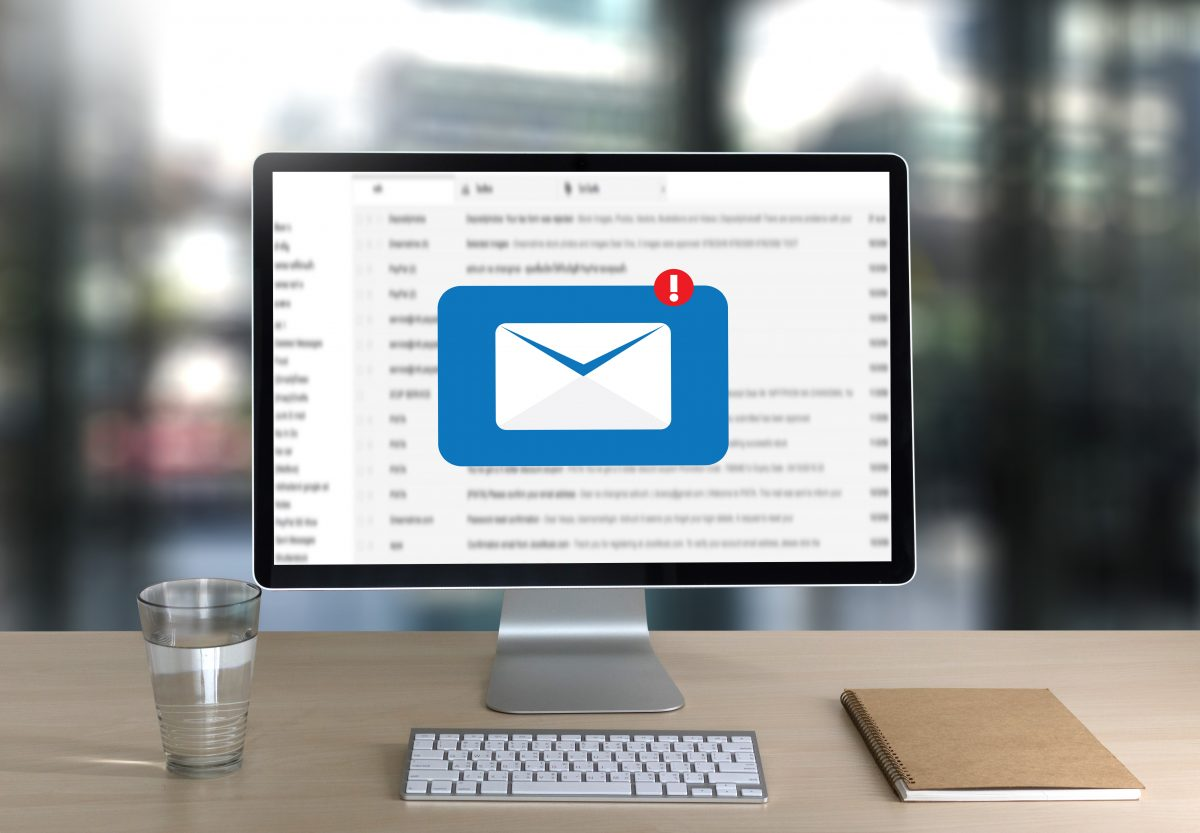 Email Cuts Out the Clutter