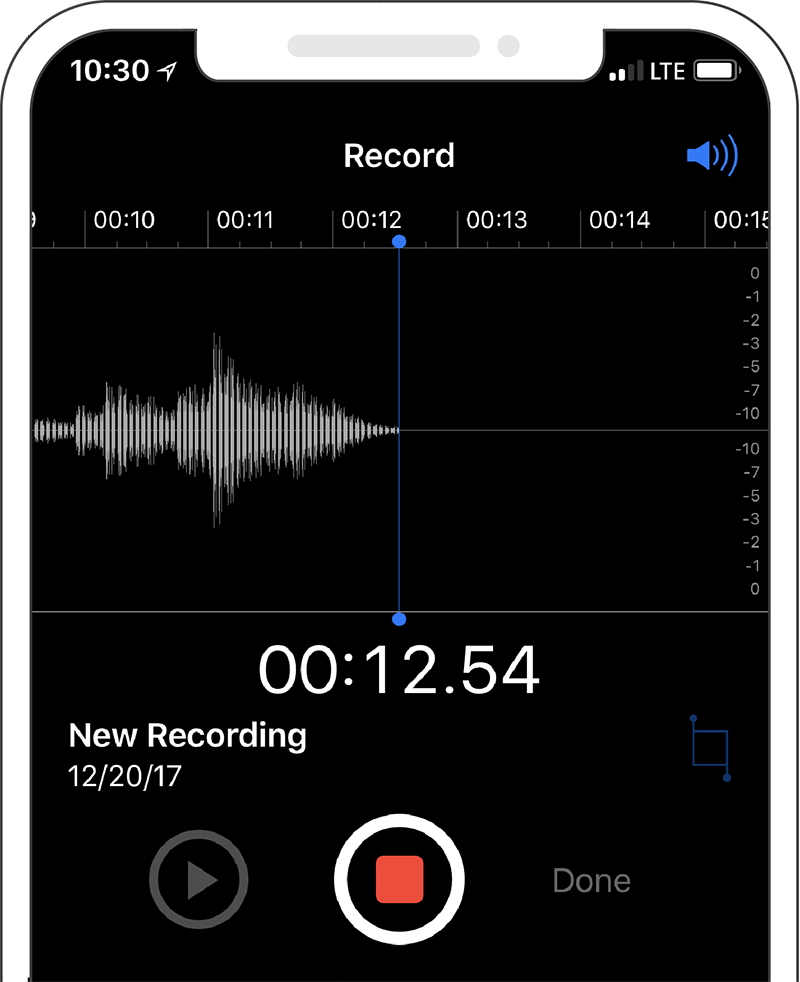 Record Your Own Audio