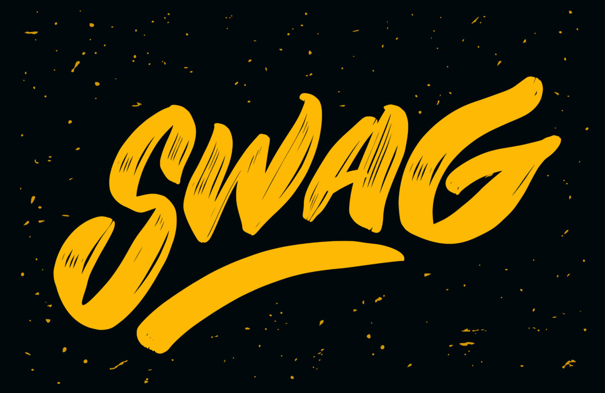 2.  Swag Bags