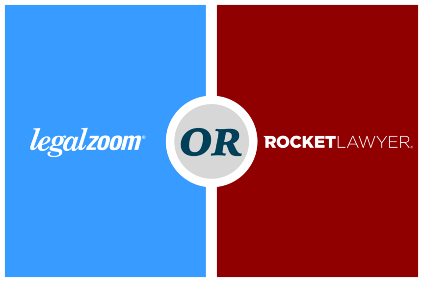 Legalzoom Or Rocket Lawyer Find The Best Counsel For Your