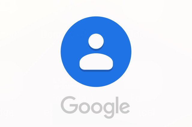 4.  Google Contacts