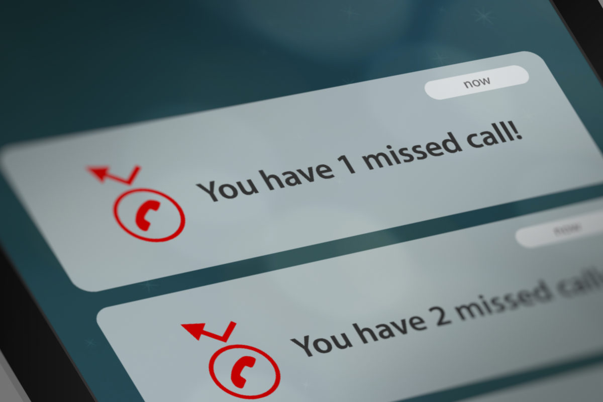 Verify that Missed Calls are Returned Quickly