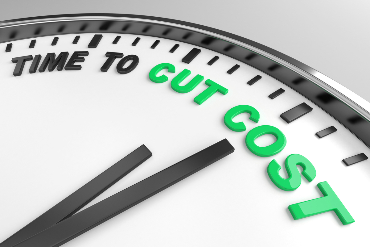 Cut Down Overhead Costs