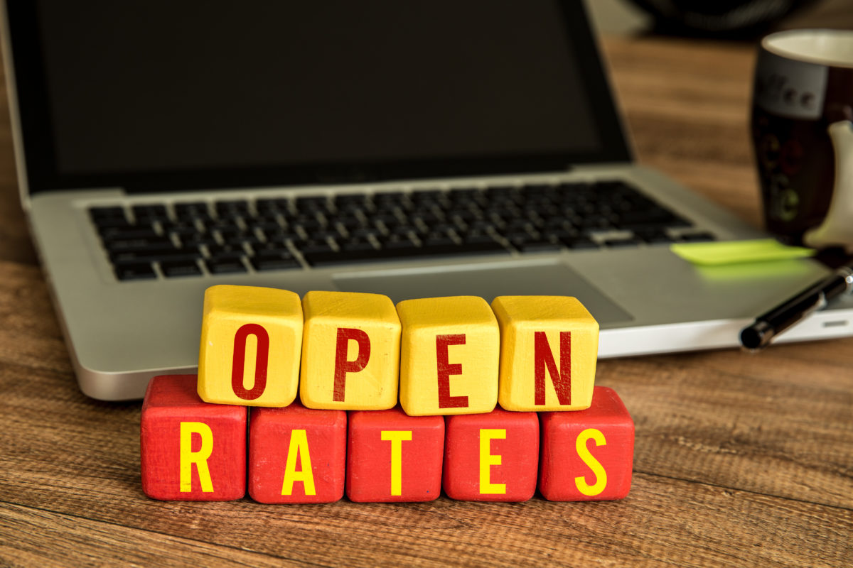 What Is an Email Open Rate