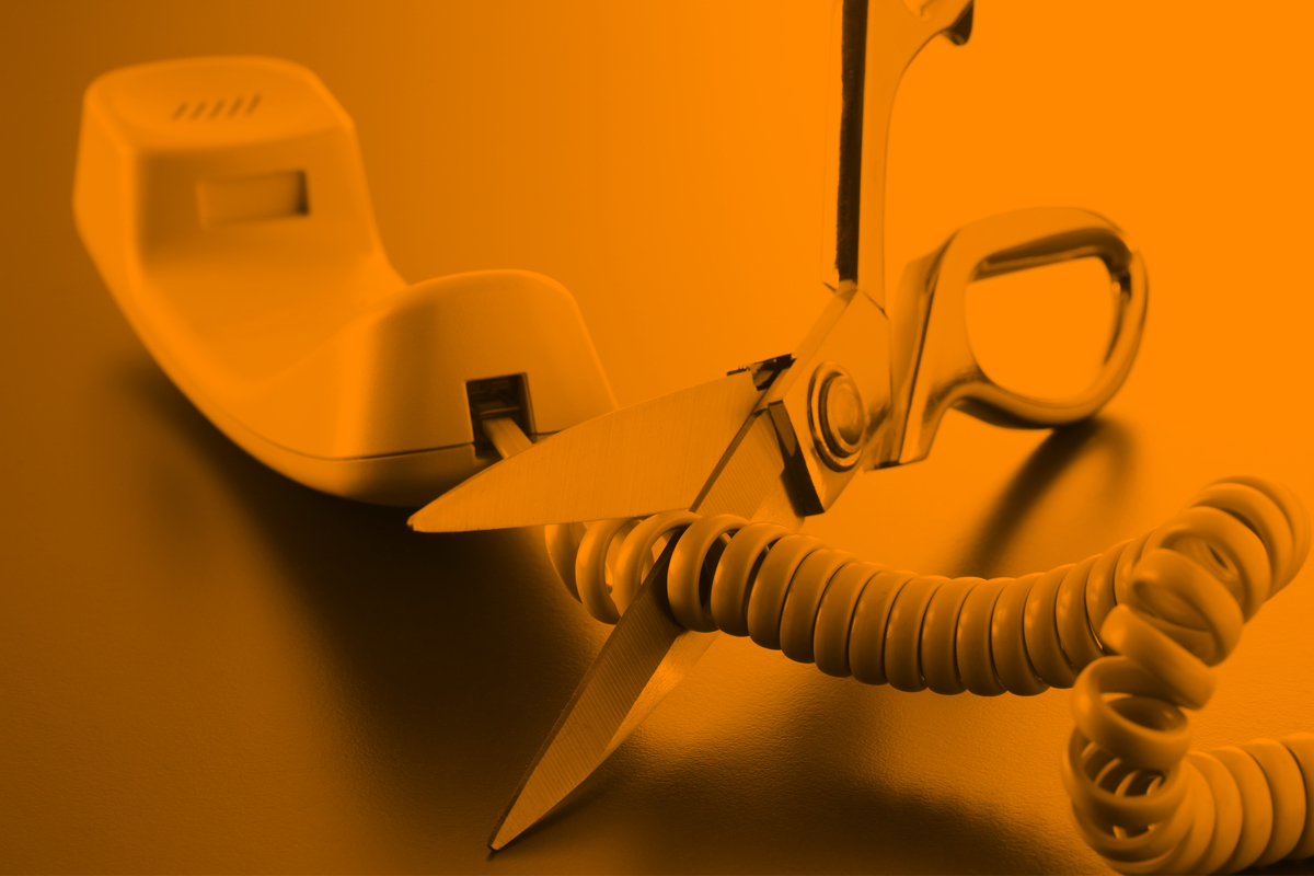 Get Rid of Your Landline After All