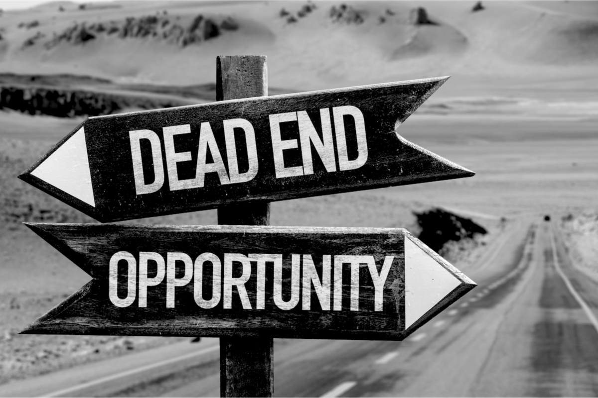 College Proved a Dead End