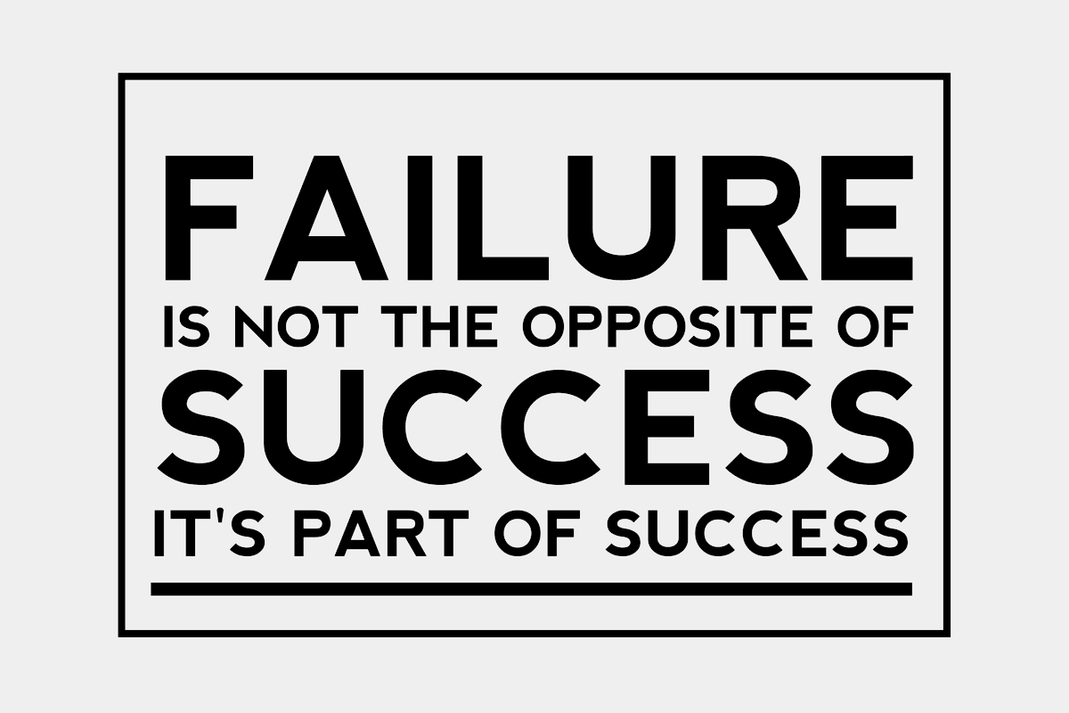 Why Embracing Failure Can Be Good for Business